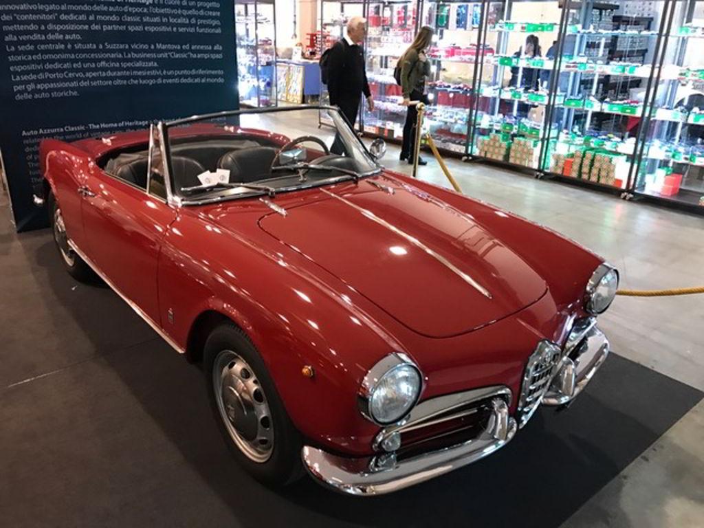 Giulietta-spider-classic-car